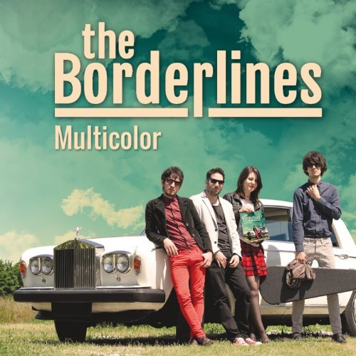 The Borderlines - Multicolor